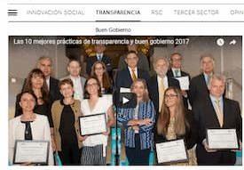 Las 10 mejores prácticas de transparencia y buen gobierno