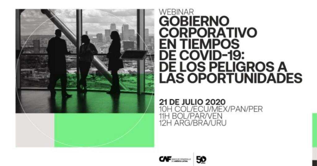 Gobierno Corporativo en tiempos de COVID-19: de los peligros a las oportunidades
